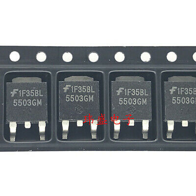 10 PCS 5503GM FSC TO-252 New