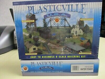 Parts & Accessories Plasticville 45978 Water Tower Nib To Be Highly Praised And Appreciated By The Consuming Public
