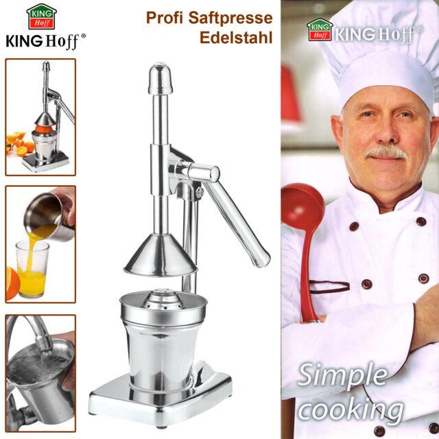 Saftpresse Entsafter Hebel Zitruspresse Orangen Fruchtpresse Fruchtsaft Presse