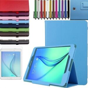 Smart-Flip-Leather-Stand-Case-Cover-For-Samsung-Galaxy-Tab-E-T560-9-6-034