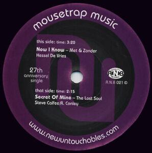 MET-amp-ZONDER-LOST-SOUL-Now-I-Know-Secret-Of-Mine-vinyl-7-034-Dutch-psych-soul