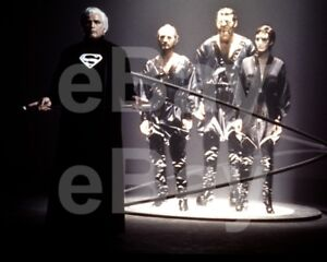 Superman-II-1980-Marlon-Brando-10x8-Photo