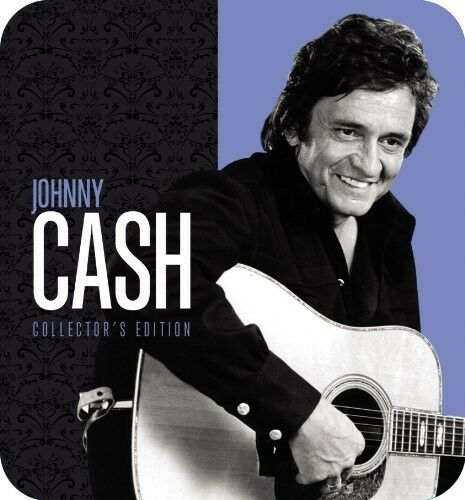 Johnny Cash - Johnny Cash [New CD] Collector's Ed, Tin Case