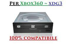 Masterizzatore INTERNO XBOX360 LiteOn IHAS124 - XDG3 100%