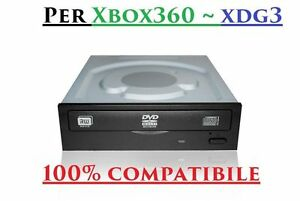 MASTERIZZATORE-INTERNO-XBOX360-LiteOn-IHAS124-XDG3-100