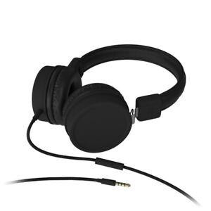 KitSound-Brooklyn-Wired-On-Ear-Headphones-Black