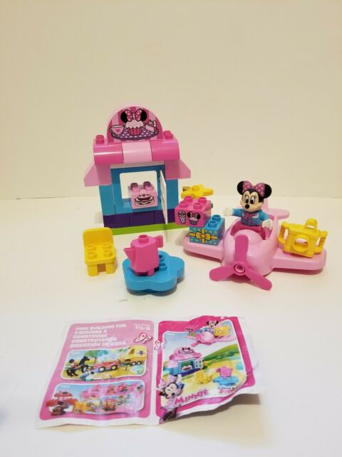 Lego Duplo 10830 Disney Junior Minnie Mouse Minnie's Cafe