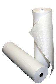 "6/"" x 750/' White Masking Paper Log 1 Roll"