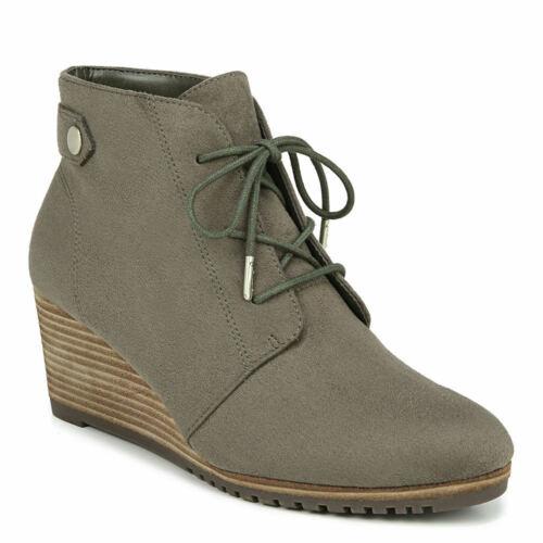 Scholl/'s Conquer Women/'s Boot 7 B Green M US Dr