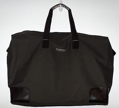 Burberry Overnight Bag Duffle Luggage
