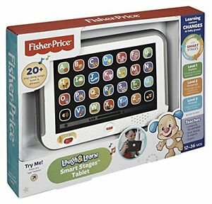 Fisher Price Learning Smart Tablet Baby Kids Toys