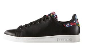 Image is loading ADIDAS-ORIGINALS-STAN-SMITH-MULTICOLOURED-WOMENS-TRAINERS- UK- 12465aef63