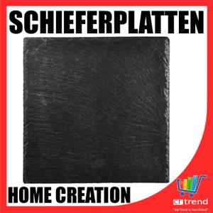 Home-Creation-Schiefer-Servierplatten-2er-Set