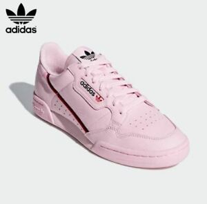 Details about Adidas Originals Continental 80's Pink Fashion Sneakers,Shoes B41679 Women's