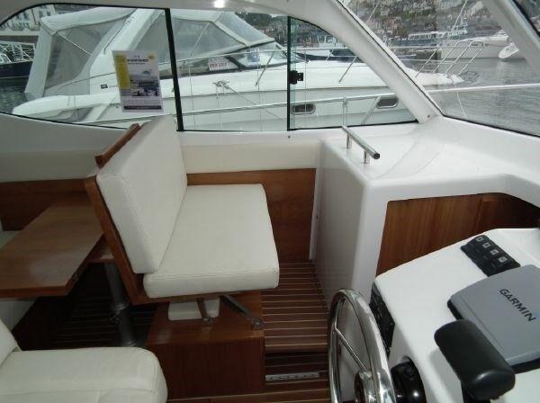 Starfisher 860, Motorbåd, årg. 2018