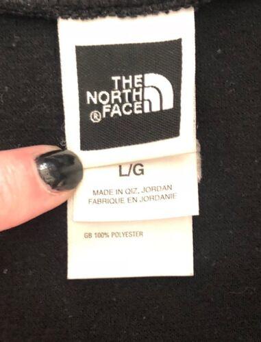 North stampa maniche L manica Series lunghe con lunghe Flight a mezza a taglia maniche Camicia a di Face nera 4n1gq1O