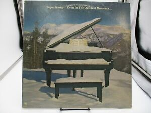 Supertramp-Even-In-The-Quietest-Moments-LP-1977-A-amp-M-SP-4634-VG-VG-c-VG-VG
