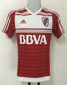 a9bae3edd514e RIVER PLATE 2015 17 S S AWAY SHIRT BY ADIDAS SIZE MEN S XL BRAND NEW ...