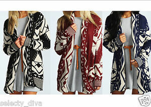 NEW-WOMENS-LADIES-AZTEC-CARDIGAN-BOYFRIEND-JUMPERS-TOP-CABLE-WATERFALL-12-14