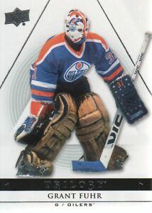 2013-14-Upper-Deck-Trilogy-Hockey-36-Grant-Fuhr-Edmonton-Oilers