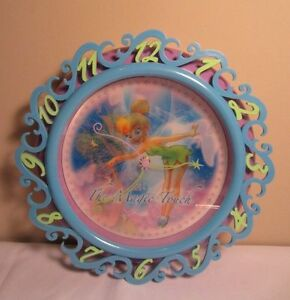 Image Is Loading Disney Girl 039 S Room Tinkerbell Pretty Little