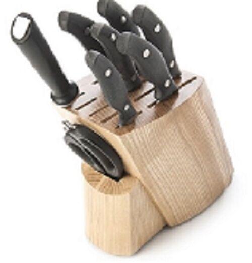 Ken Onion 9 pièces Bloc à Couteaux Set by Chef Works wcus Bset 090 T