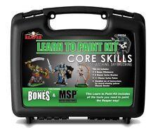 LEARN TO PAINT KIT CORE SKILLS - Reaper Miniatures Dark Heaven Bones - 08906