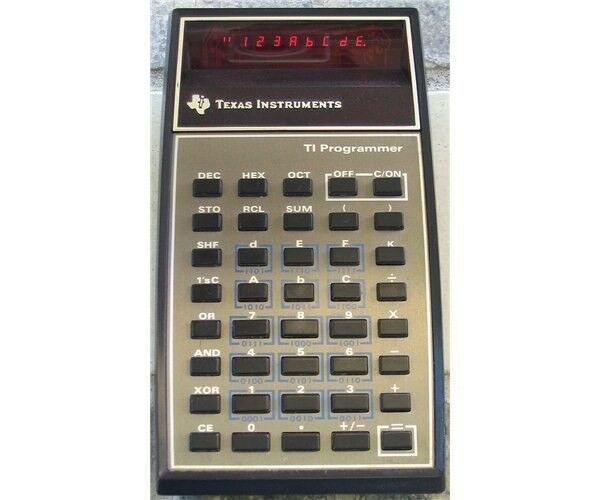 Texas Instruments TI Programmer