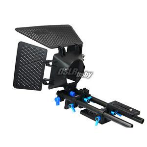 Fotga-DP500-DSLR-Matte-Box-15mm-Rail-Rod-Support-for-Follow-Focus-Rig-5DII-60D