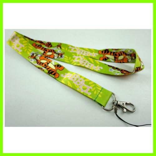 HOT 1 x Neck Lanyard ID Badge Key Holder Assorted Cartoon Design Multi Selection