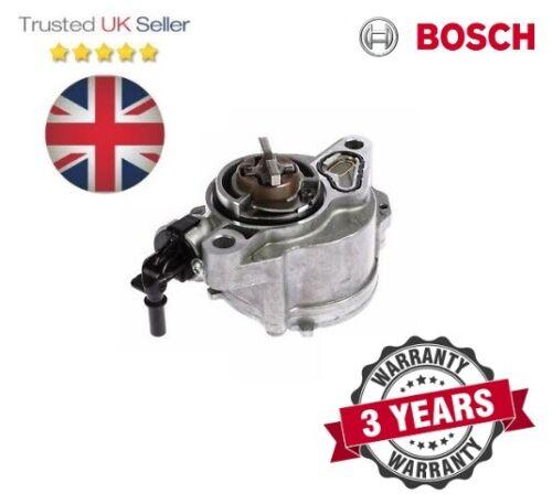 NUOVO Originale Bosch Pompa a Vuoto Freno si adatta per Mini Clubman R55 Cooper D 2007-2010