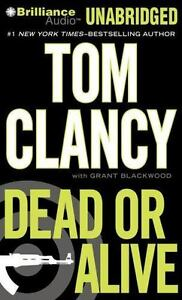 Tom-Clancy-s-Dead-or-Alive-17-Unabridged-Audio-CD-Discs-NEW-978-1-4692-4904-9