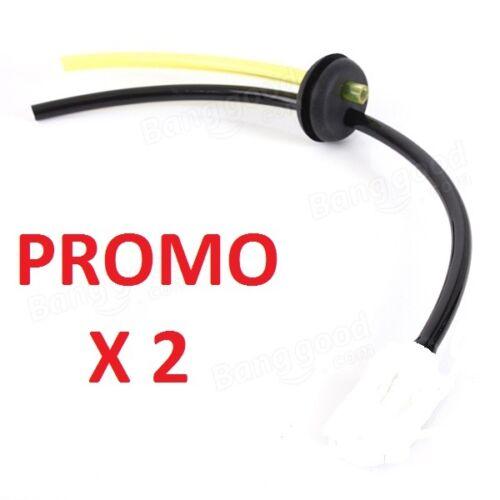 PROMO 2 Durites tuyau d/'alimentation essence débroussailleuse joint