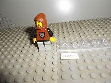 LEGO VINTAGE  MINIFIG  6086-1: Black Knight's Castle  Wolfpack renegade