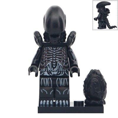 Alien Queen (XENOMORPH) Alien And Egg Figure For Custom ...