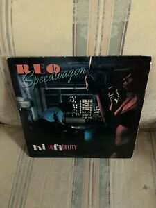 REO-Speedwagon-Hi-Infidelity-Vinyl-LP-Album-1980-Epic-CBS-Records