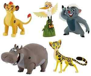 Bullyland Produit Officiel Le Lion Guard Jouet Figurine Dessus Du Gateau Dessus