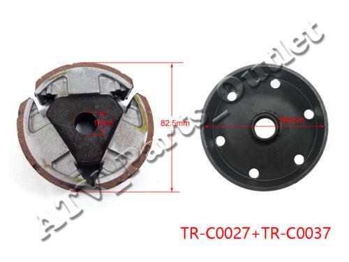 Complete Clutch Pad Flywheel Basket Set for KTM50 KTM 50 Junior Senior