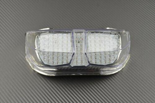Feu arrière clair clignotant intégré taillight yamaha FZ1 N 2006 2007 2008 09 14