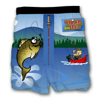 Great Valentine Gift Funny Mens Boxers,gift For Thefisherman In Your Life