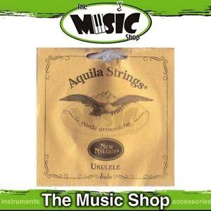 New Set of Aquila Nylgut Regular Tenor Ukulele Strings - 10U -AQ10U Uke Strings