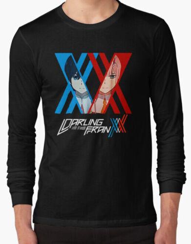 Darling Unisex Long Sleeve Darling in the Franxx Zero Two x Hiro Long Sleeve