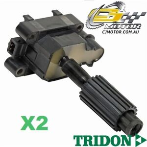 TRIDON-IGNITION-COIL-x2-FOR-Ford-Transit-VH-VJ-01-01-10-06-4-2-3L
