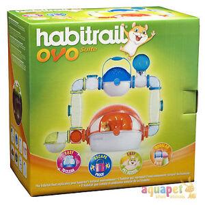 Suite Habitrail Ovo - Cage à habitat principal pour hamsters 80605626102