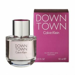 Spray Eau 90ml Downtown Calvin Edp Parfum Details About Klein De oexQBWEdCr