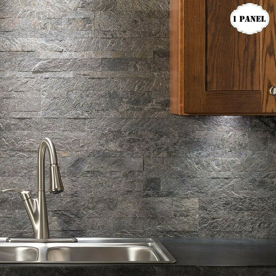 Ceramic Wall Tile Kitchen Backsplash Bathroom Bath Decorative Grey Gray Lot For Sale Online Ebay