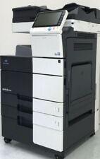 Konica Minolta Bizhub 554e Copier Printer Scanner New Hard Drive Installed