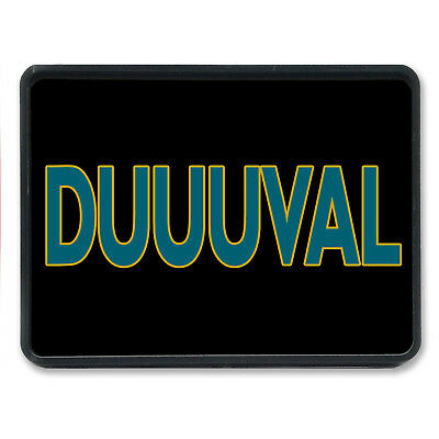 Duval Jacksonville Jaguars Duuuval Fan Car Tag Vanity License Plate