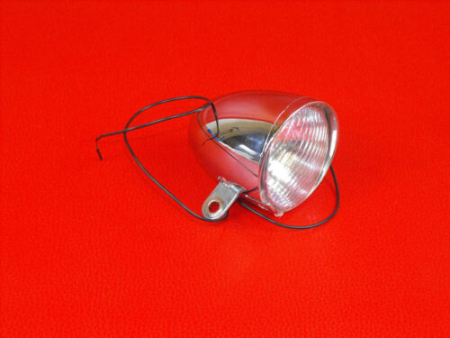 Retro Vintage Bicycle Lamp Headlight Dansi K10769 NOS