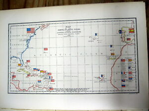 1898-illustrated-newspaper-with-detailed-COLOR-MAPS-of-THE-SPANISH-AMERICAN-WAR